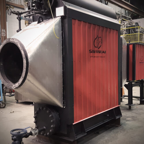 HEAT RECOVERY & WASTE GAS SOLUTIONS