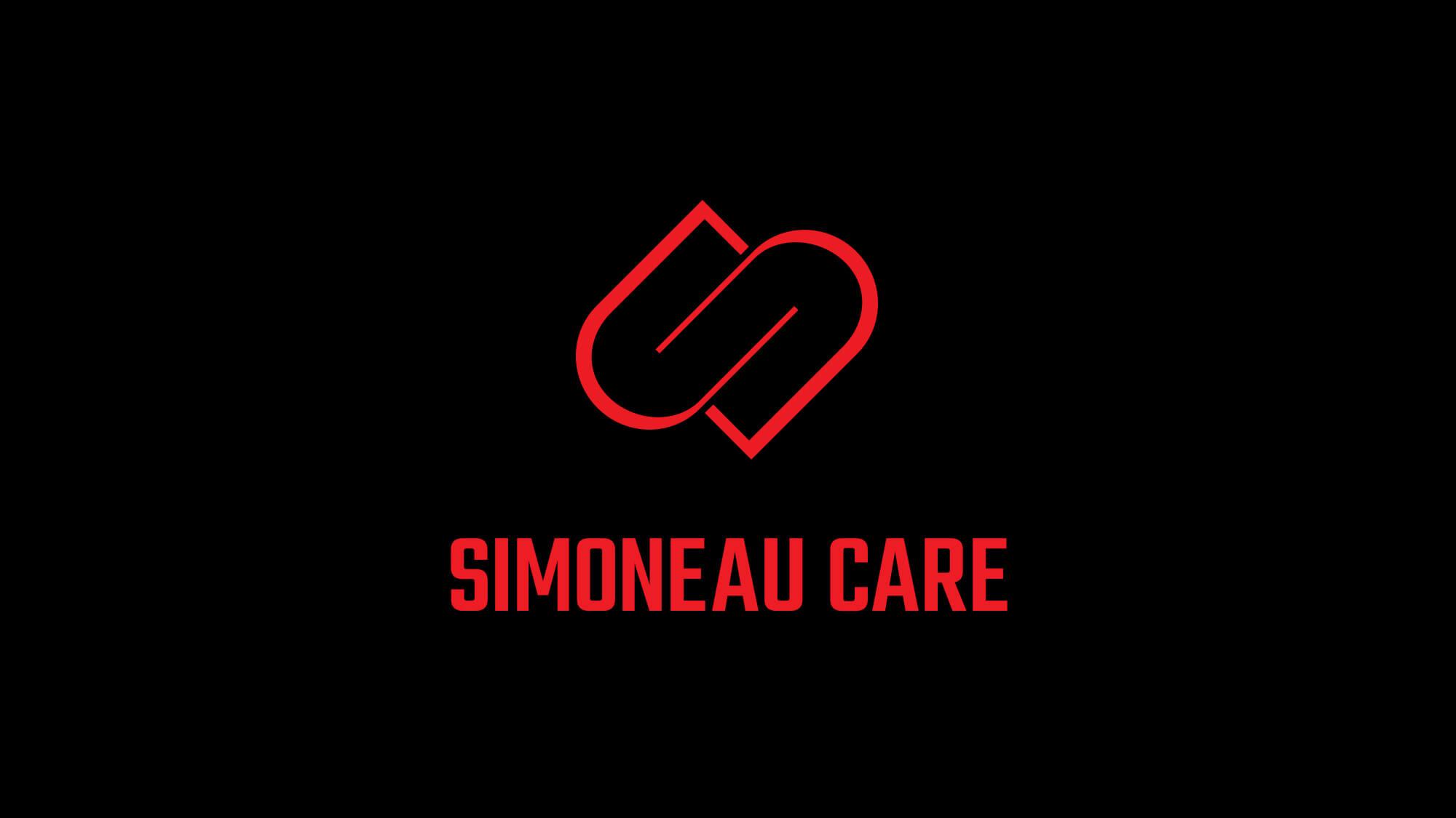 Simoneau Care Logo