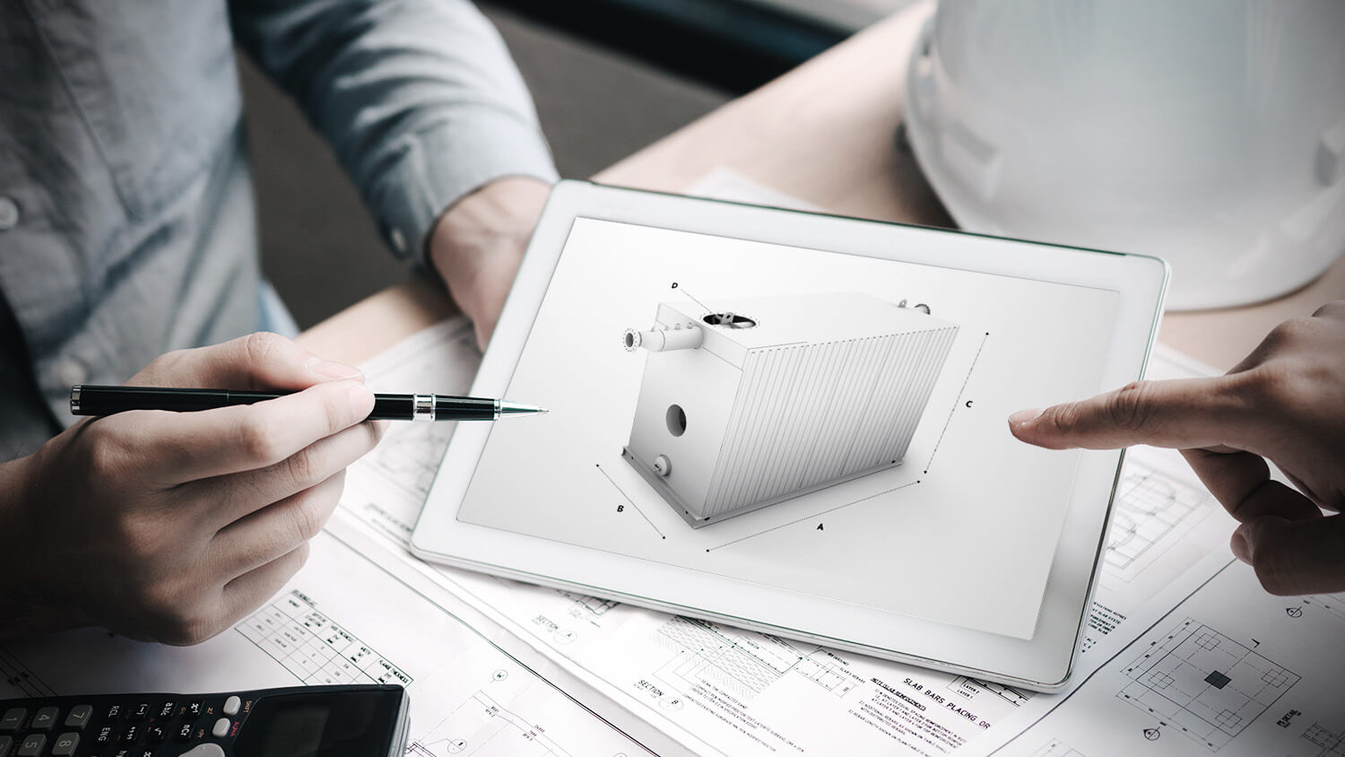 Digitize the engineering process