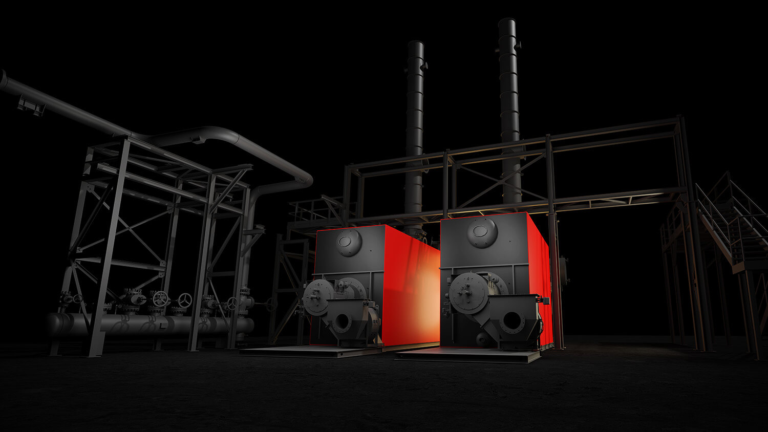 Design and operate the boiler room of the future